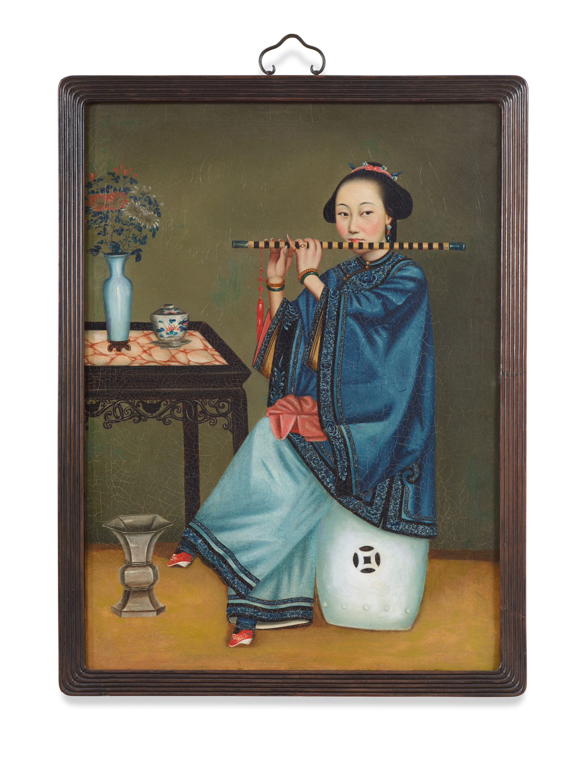 PORTRAIT OF THE FRAGRANT CONCUBINE (Xiang Fei)