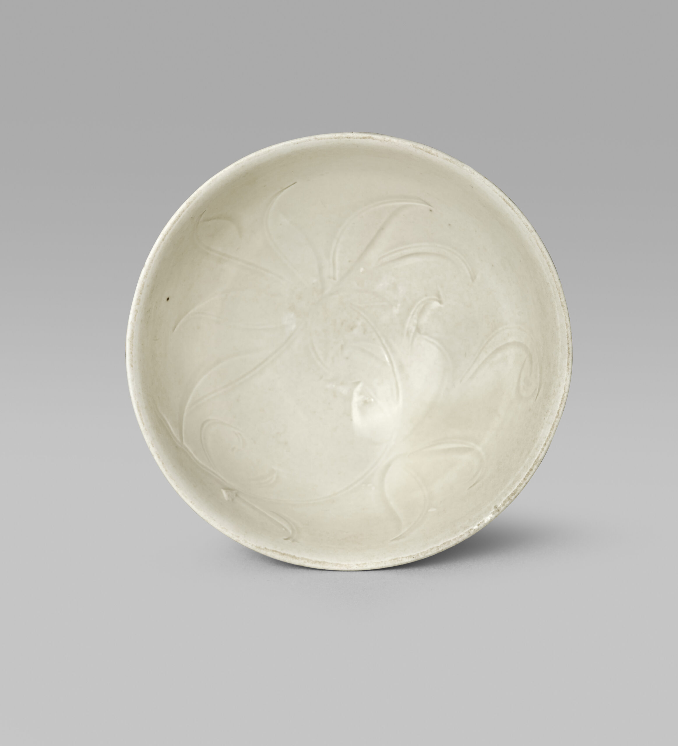 A rare Ding carved bowl (Northern Song dynasty, 960-1127)