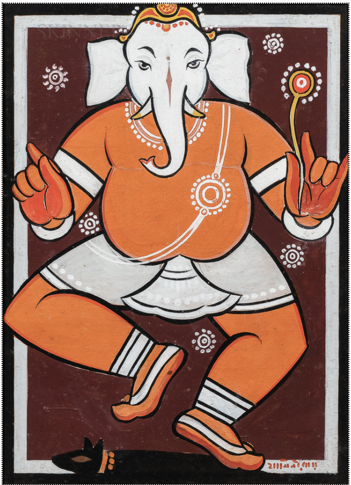 Jamini Roy 1887 - 1972