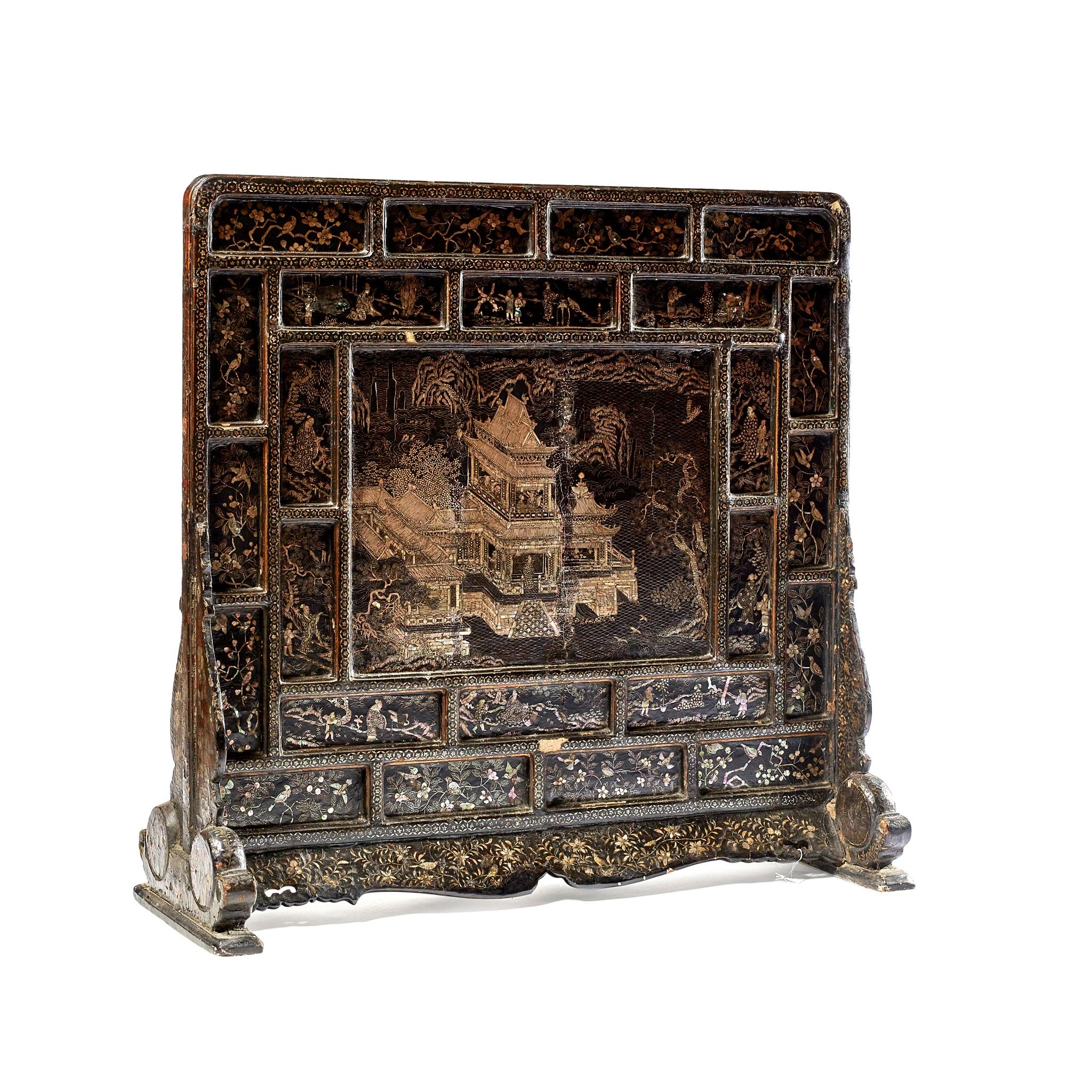 93cm x 95.5cm  Provenance:  W.B. Dunlop, Seton Castle, East Lothian By direct family descent