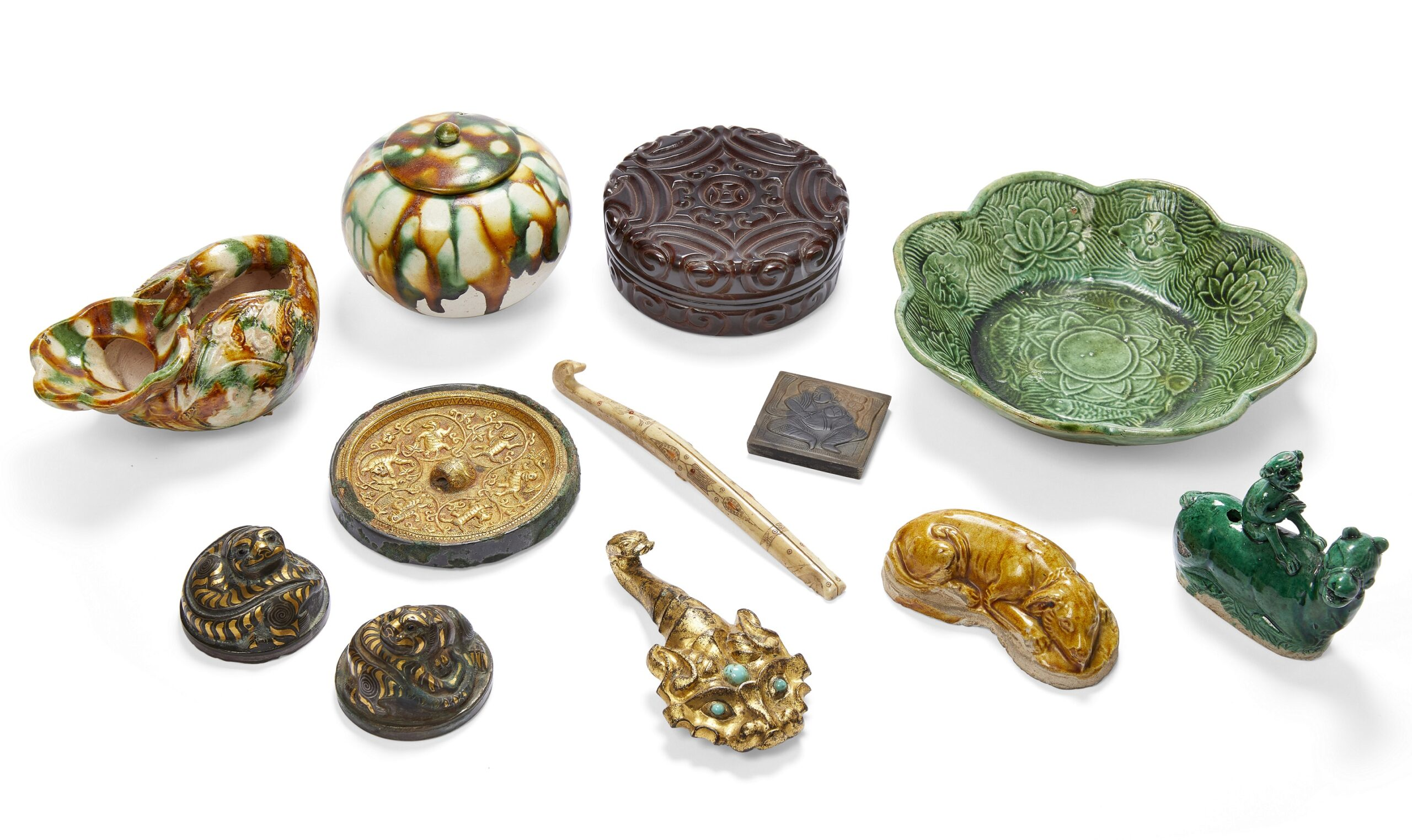 A selection of objects from The van Daalen Collection of Chinese Art: Part II