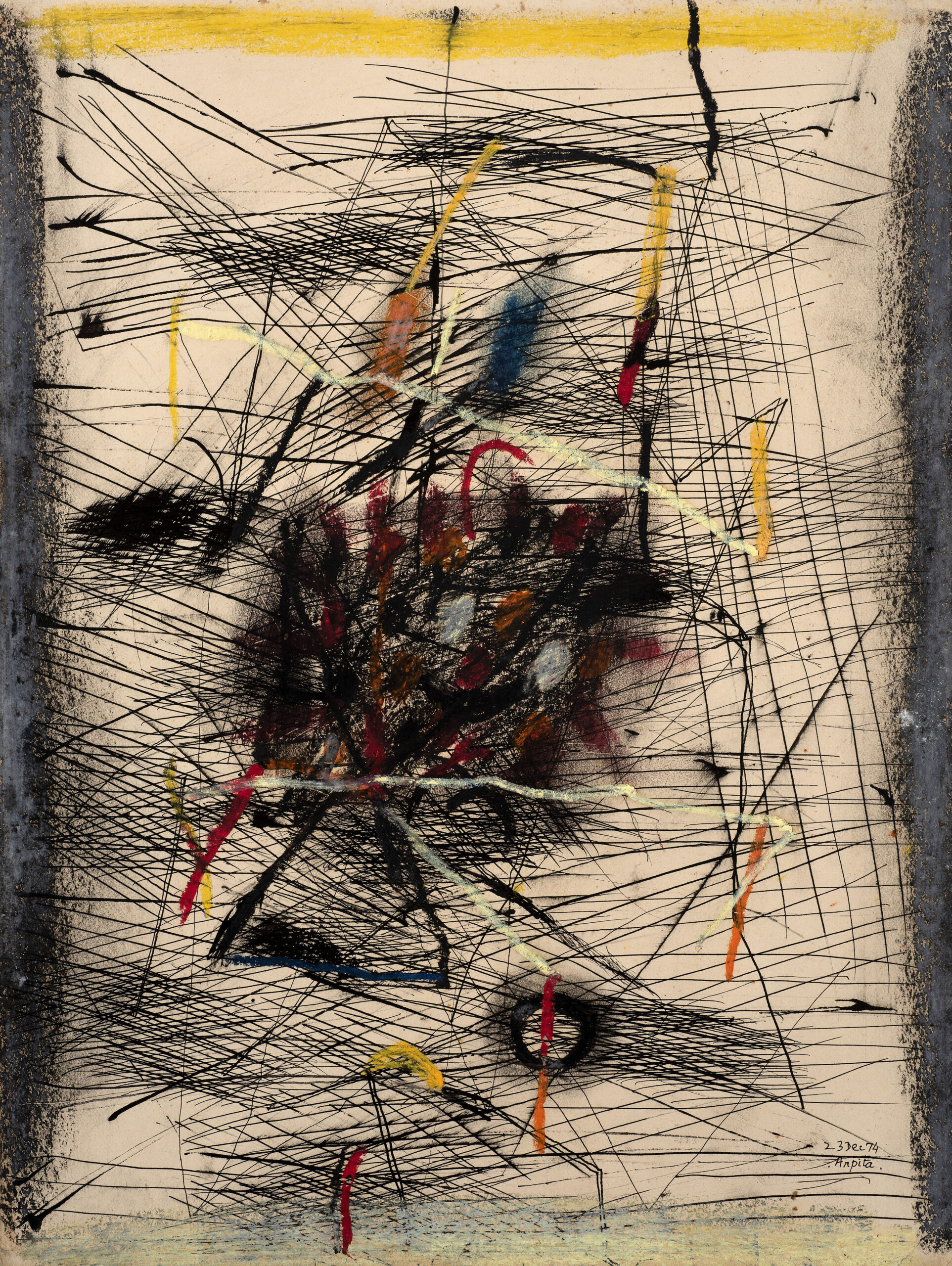 Arpita Singh b. 1937