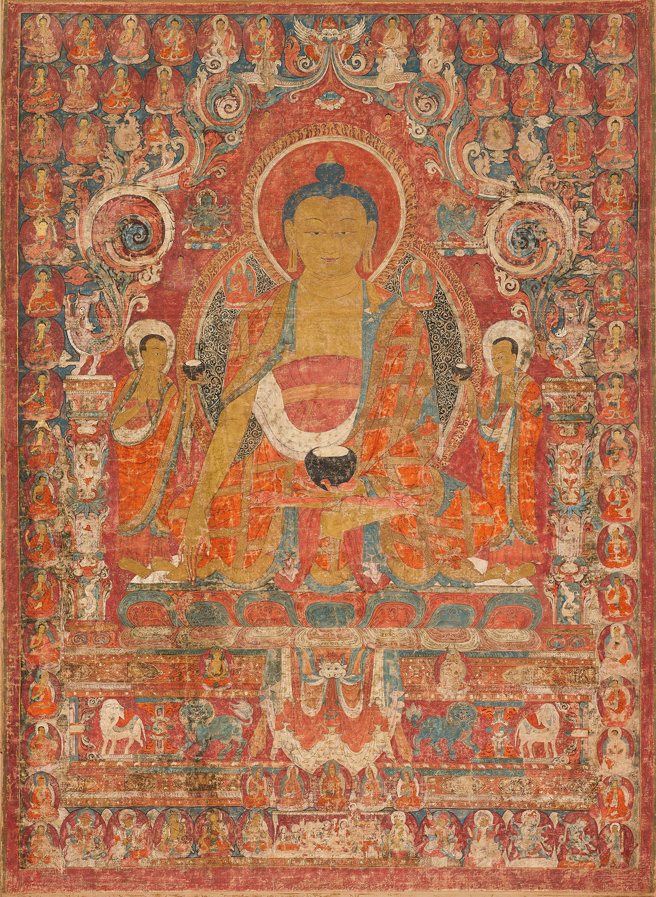 Western Tibet, Ngari Prefecture, Guge Kingdom, 15th century