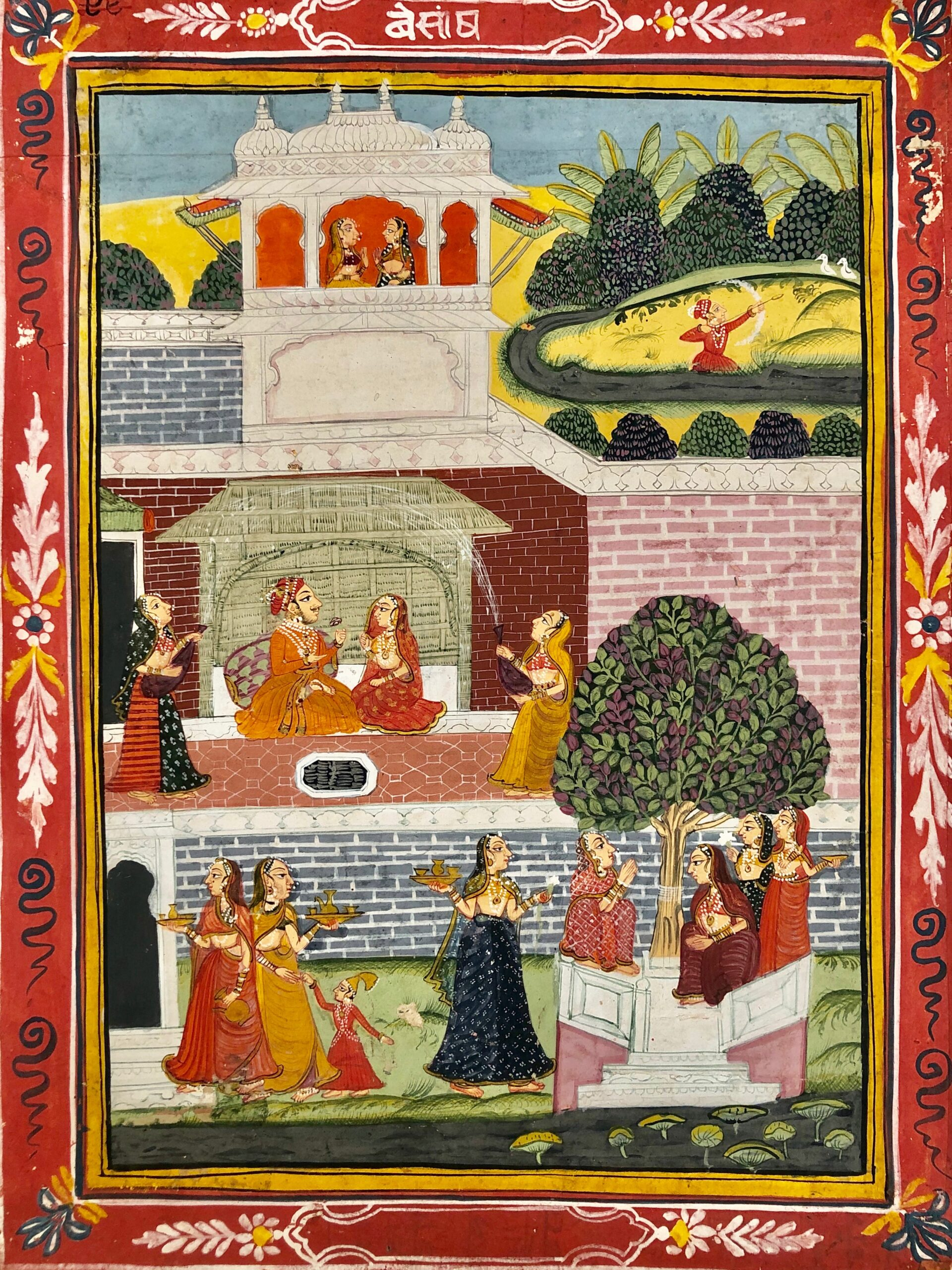 Mewar, Rajasthan, India