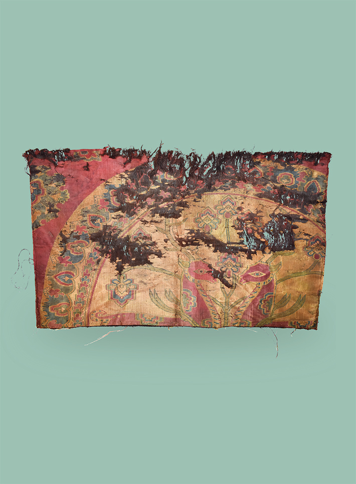 8th-9th century L: 57.5cm W: 35.5 cm