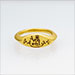 A GOLD RING, Pyu Period, Burma 9th Century