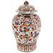 A large Chinese Imari jar, Kangxi (1662-1722),