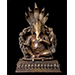 Ganesha, Bronze, Nepal, Kathmandu Valley, 16th/17th century