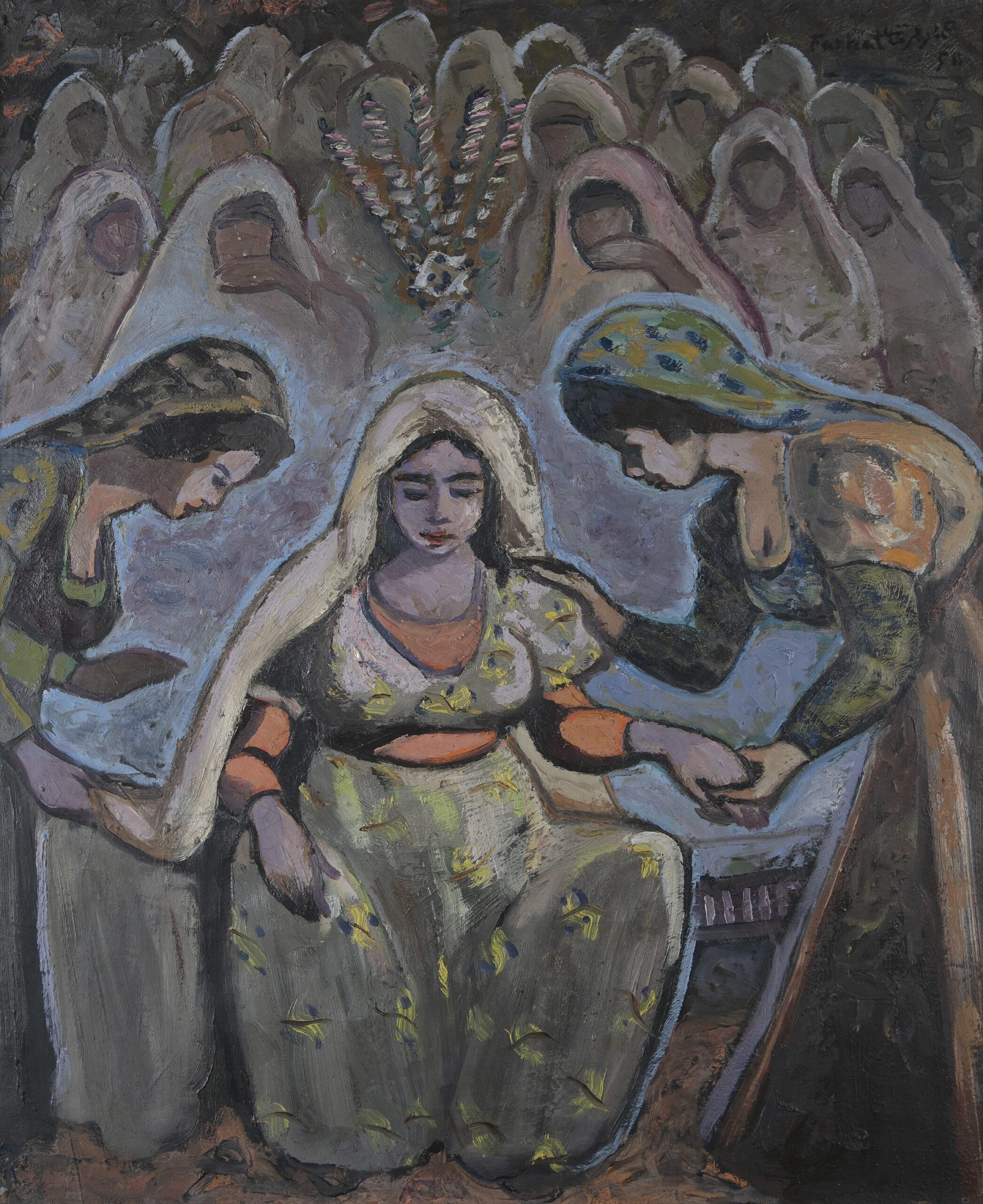 AMMAR FARHAT (1911-1987)